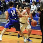 Boys Basketball: Dragons Pounce on Panthers