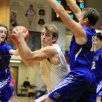 Boys Basketball: Dragons Start on 9-0 Run, and Cruise Past Pirates