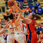 Girls Basketball: Slow Start Dooms Lady Dragons