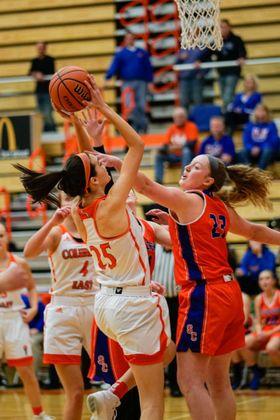 Girls Basketball: Slow Start Dooms Lady Dragons