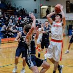 Boys Basketball: Dragons Gut Out Win Over Brownstown