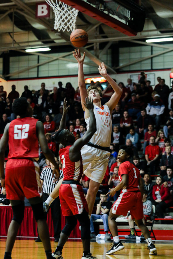 Boys Basketball: Dragons Season Ends in Regional Championship