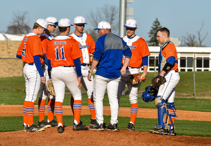 Baseball: Dragons Stay Hot in Shutout Win Over Rebels