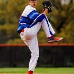 Baseball: Barnett Returns to the Mound to Help Dragons