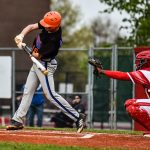 Baseball: Dragons Suffer First Defeat at Hands of Red Devils