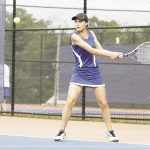 Girls Tennis: Lady Dragons Oust Henryville; Yost Sister Showdown