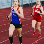 Girls Track: Team Finishes 2nd, but many Individuals Advance Out of Sectional