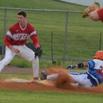 Baseball: Dragons Bats Sizzle in Win Over Red Devils