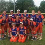 """Softball: Teague, Lady Dragons Win 2nd Straight Conference Title on """"Perfect"""" Note"""
