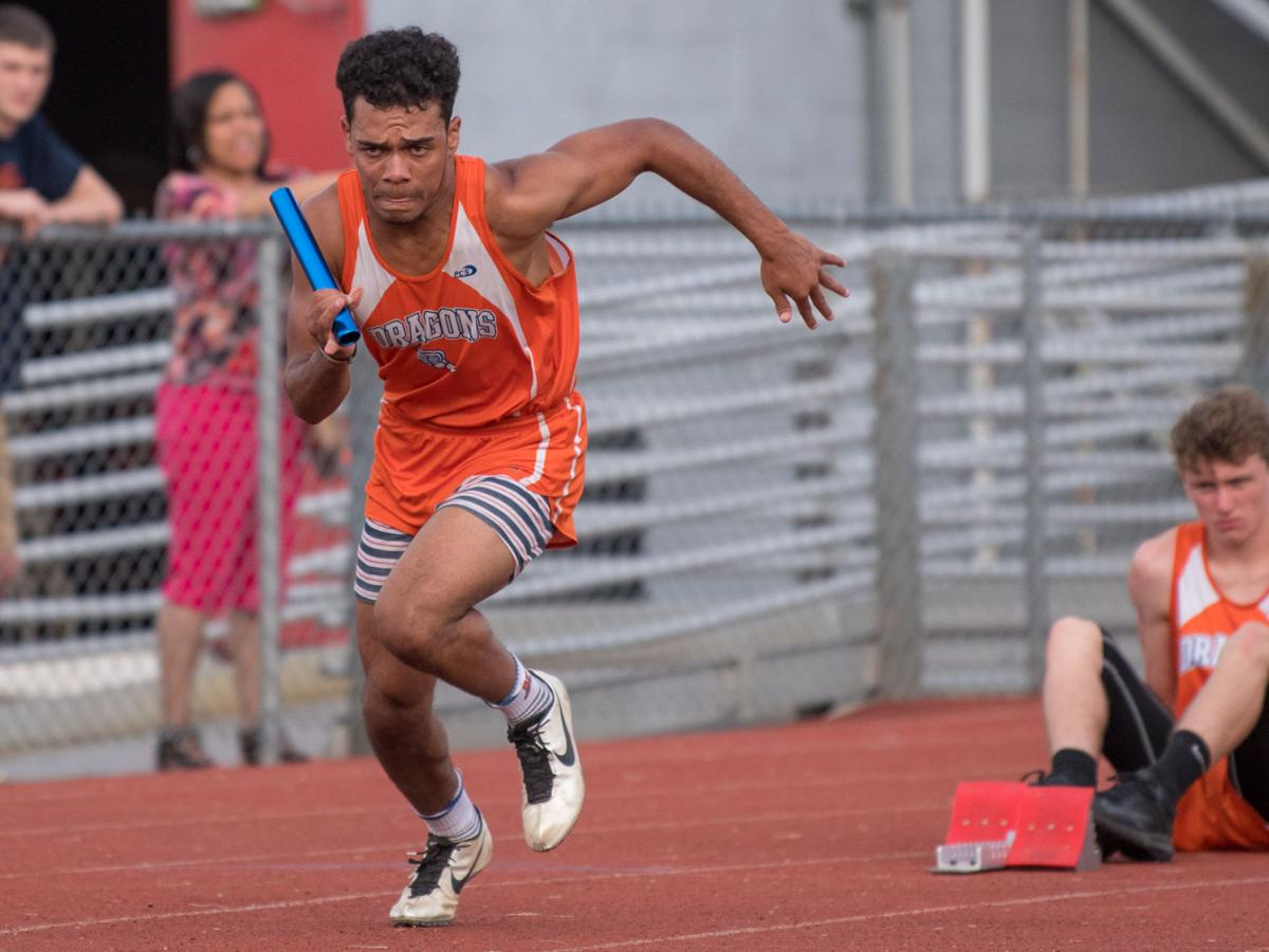 Boys Track: Dragons finish 2nd, Gonzalez and others Advance Individually