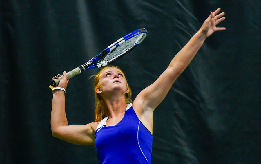 Girls Tennis: Sectional Title Belongs to Lady Dragons Once Again