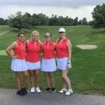 Girls Golf Fall 2018