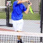 Boys Varsity Tennis beats Providence 4 – 1