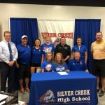 Volleyball: Zimmerman Signs with Lindsey Wilson