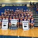 Cheer: Squad Named Grand Champions at 1st Competition of the Year