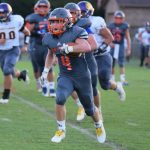 Football: Dragons Scorch Scottsburg 54-7