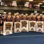 Cheer: Squad Wins Warrior Cheer Competition