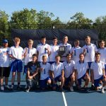 Boys Varsity Tennis Claims 29th Consecutive Sectional Title
