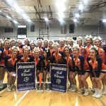 Cheer: Squad Continues Winning Ways Heading Into State Prelims this Weekend