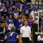Volleyball: Lady Dragons Run for a State Title Comes Up Short