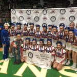 Cheer: Squad Repeats as State Champs