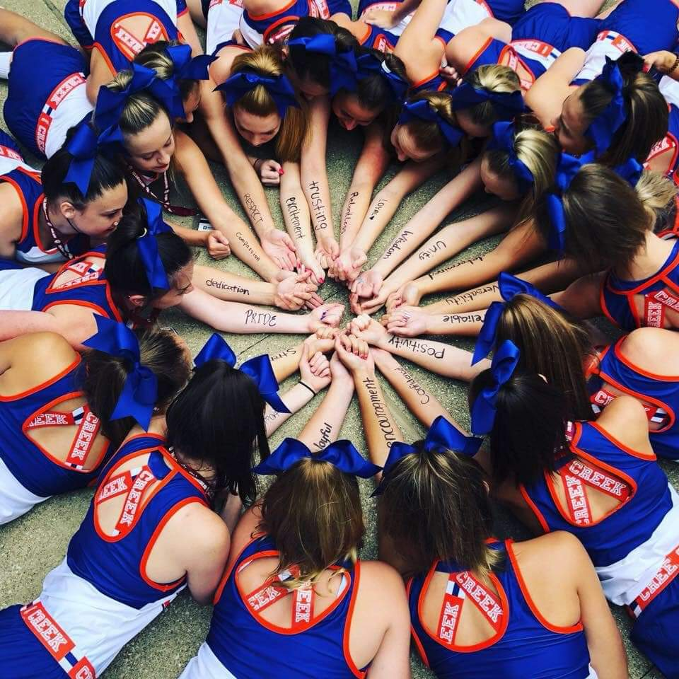 Cheer: Vote for News and Tribune's Top Area Cheer Squad