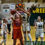 Girls Basketball: Creek Defense Smothers Lady Highlanders
