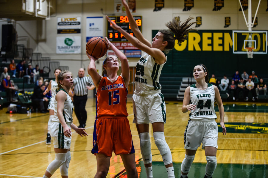 Girls Basketball: Creek Defense Smothers Lady Highlanders