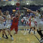 Girls Basketball: Lady Dragons Season Comes to an End