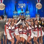 Cheer: Squad Hits Big at Nationals; Finishes 5th