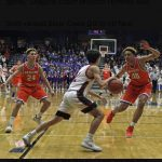 Boys Basketball: Dragons Brush Off Braves – Play for Sectional Title Tonight