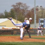 Boys Varsity Baseball beats Conner 12 – 5