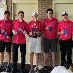 Boys Varsity Golf Claims 3rd Straight MSC Title