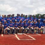 Boys Varsity Baseball Wins 3rd Straight Sectional Title