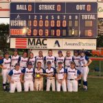 Girls Varsity Softball beats South Dearborn 6 – 1; Advances to Semi-State