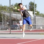 Boys Varsity Tennis falls to Jeffersonville 5 – 0