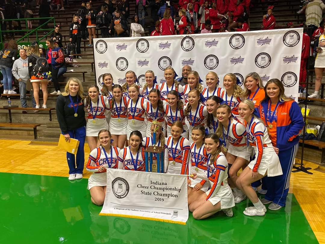 Cheer: Squad Goes Back-to-Back-to-Back