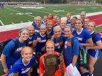 Girls Varsity Soccer beats Salem 4 – 0 to Claim Sectional Title