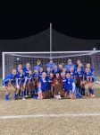 Girls Soccer: Lady Dragons Claim Program's First Regional Title