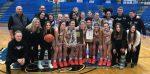 Girls Basketball: Lady Dragons Win Regional Championship