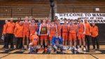 Boys Basketball: Dragons Battle to Win Regional Championship