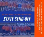 Boys Basketball: STATE SENDOFF TODAY @ 2pm