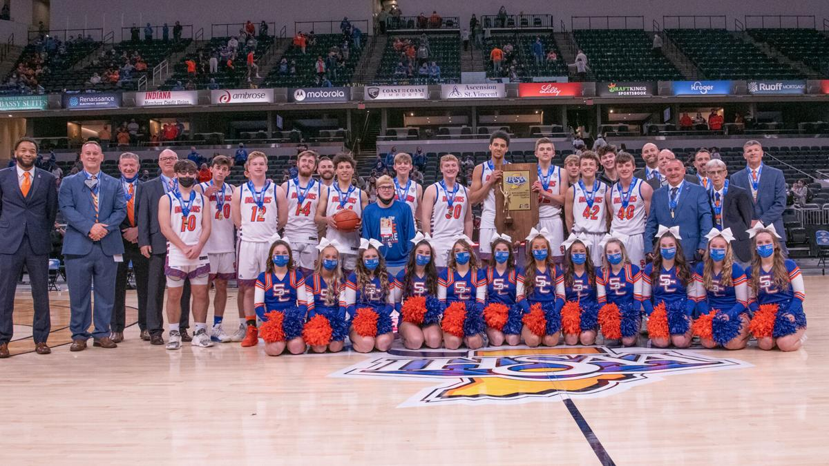 Boys Basketball: Dragons Win 2021 State Title