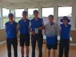 Dragons Claim Brownsburg Invite Title