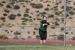 Girls' Track & Field March 17, 2016