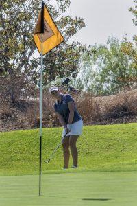 Girls' Varsity Golf at Black Gold