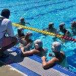 Brea boys Varsity Water Polo defeats Elsinore!
