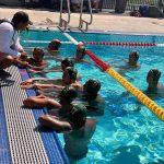 Boys Varsity Water Polo falls to San Marino 10 – 1