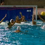 Boys Junior Varsity Water Polo falls to Fullerton in overtime