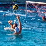Boys Junior Varsity Water Polo beats Downey 9 – 5